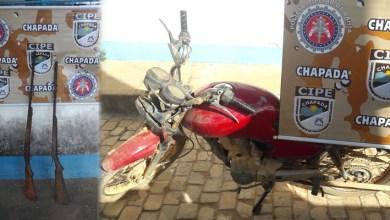 Photo of Chapada: Armas são apreendidas e moto roubada é recuperada durante ação da Cipe em Ibitiara