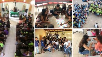 Photo of Chapada: Missão Marista de Solidariedade envolve estudantes de Nova Redenção em diferentes atividades