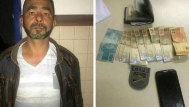Photo of Iraquara: Cipe-Chapada prende homem com moto roubada após tentativa de suborno