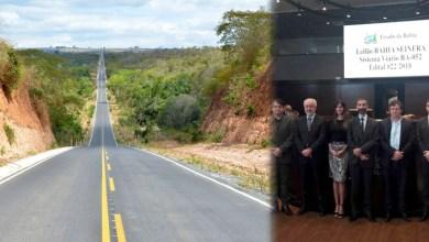 Photo of #Bahia: Estrada do Feijão e BA-160 serão requalificadas; empresas são definidas após leilão