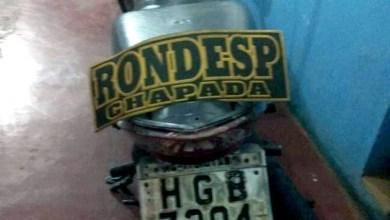 Photo of Chapada: Policiais da Rondesp recuperam moto roubada em povoado do município de Lapão