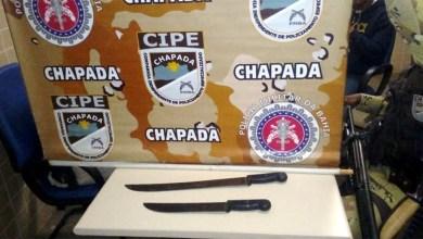 Photo of Chapada: Policiais da Cipe prendem homem que ameaçava irmão e evita assassinato em Mucugê