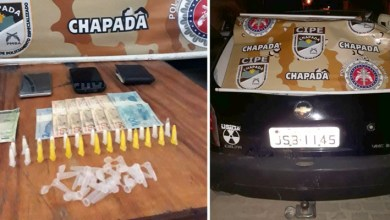 Photo of Chapada: Traficantes são presos em flagrante em Brotas de Macaúbas; drogas, veículo e dinheiro são apreendidos