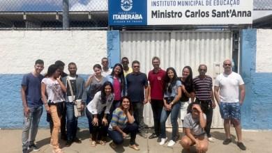 Photo of #Chapada: Estudantes da Uneb em Itaberaba arrecadam 320 quilos de alimentos em trote solidário