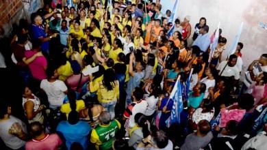 Photo of #Eleições2018: Geilson reúne lideranças durante ato político em comunidade de Feira de Santana