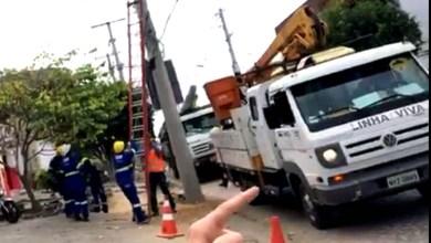 Photo of Chapada: Terceirizada da Coelba danifica rede de telefonia e prejudica empresários em Itaberaba