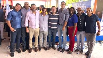 Photo of Chapada: Comitiva do prefeito de Itaberaba Ricardo Mascarenhas se destaca na convenção de Rui Costa