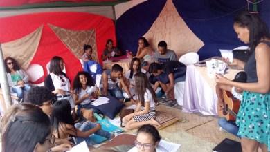 Photo of Chapada: Estudantes apresentam criações artísticas e literárias durante a Feira Literária de Mucugê