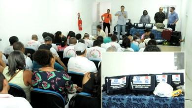 Photo of Chapada: Prefeitura de Itaberaba entrega fardamento completo para agentes de endemias