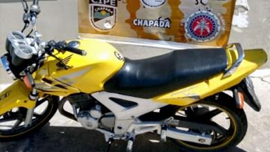 Photo of #Bahia: Cipe-Chapada apreende moto adulterada de São Paulo durante ação em Milagres