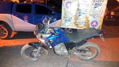 Photo of Chapada: Homem é preso pela Cipe com moto roubada na zona rural de Novo Horizonte