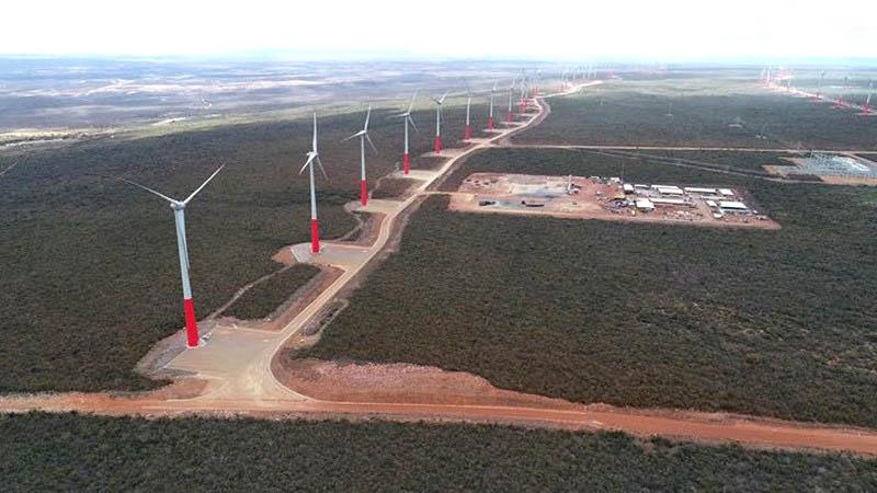 Chapada: Parque eólico de R$1 bilhão será implantado no município de Gentio do Ouro