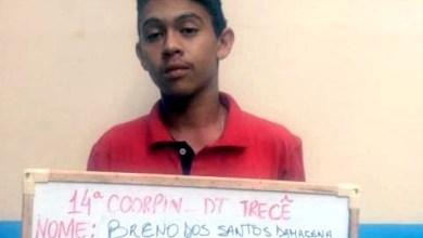 Photo of #Bahia: Suspeito de praticar roubos em Irecê é preso em cumprimento de prisão preventiva