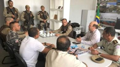Photo of Chapada: Segurança pública de Itaberaba e região é discutida em encontro da Polícia Militar
