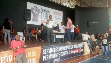Photo of #Salvador: Servidores municipais mantêm greve e devem realizar nova assembleia