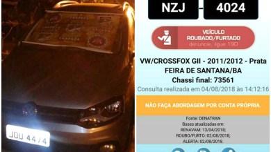 Photo of Chapada: Homens são detidos por conta de carro roubado na zona rural de Mucugê