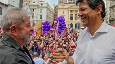 Photo of #Eleições2018: Haddad vai incorporar o nome de Lula em registro de candidatura