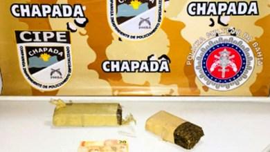 Photo of #Bahia: Homem é detido pela Cipe-Chapada em Milagres com um quilo de maconha