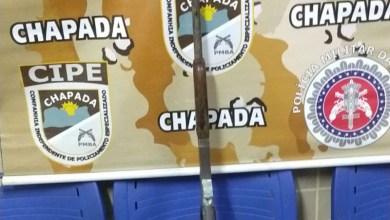 Photo of Chapada: Policiais da Cipe prendem homem armado na zona rural do município de Mucugê