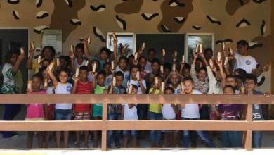 Photo of Chapada: Projeto social leva alunos da rede de ensino de Ruy Barbosa para conhecer a sede da Cipe