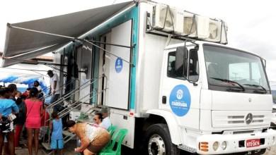 Photo of Chapada: Atendimento do 'Expresso da Saúde' leva serviços básicos para moradores de Itaberaba