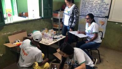 Photo of Chapada: Povoado em Lençóis recebe 'Ação Itinerante de Cidadania' com serviços para a população
