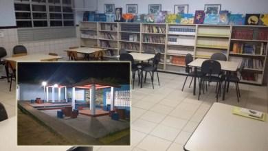 Photo of Chapada: Vistoria da Secretaria de Educação avalia melhorias de unidade escolar em Utinga