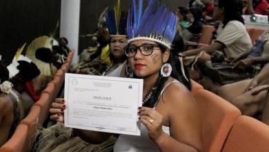 Photo of Curso forma 89 professores indígenas para atuar em 28 escolas da Bahia