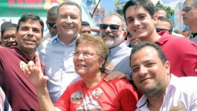 """Photo of """"Rui cresceu ainda mais com o início da campanha"""", frisa Marcelinho em agenda com o governador"""