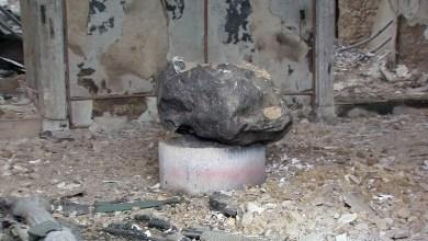 Photo of #Brasil: Meteorito 'Bendegó' resistiu ao incêndio que destruiu o Museu Nacional no Rio de Janeiro