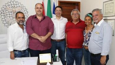 Photo of Chapada: Prefeito de Utinga recebe reitor do IF Baiano para saber viabilidade de implantação de cursos