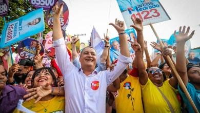 """Photo of Rui Costa lidera nova caminhada em Salvador: """"aqui entregamos obras históricas"""""""