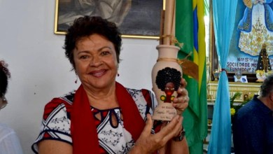 Photo of #Bahia: Madrinha do Troféu Mulheres Negras, Luiza Maia evoca luta por paridade