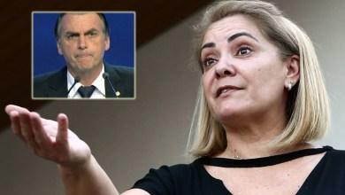 Photo of #Brasil: Ex-mulher de Bolsonaro o acusa de furto de cofre, ocultação de bens e comportamento explosivo
