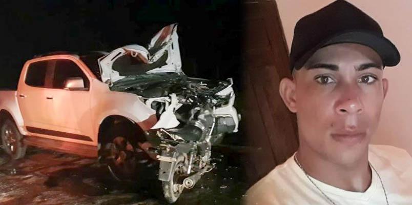 Chapada: Homem morre após sofrer acidente de moto em trecho da BA-142 entre Tanhaçu e Ituaçu