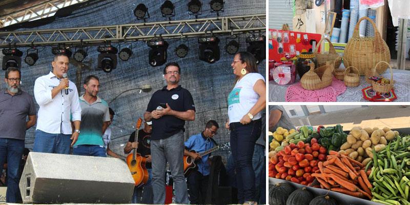 Itaetê: Feira Agroecológica do Território da Chapada Diamantina movimenta município