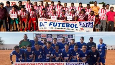 Photo of Chapada: Campeonato de futebol de Nova Redenção tem primeiros jogos das quartas de final