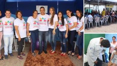 Photo of Chapada: Feira de Saúde atende mais de 500 pessoas no município de Itaetê no final de semana