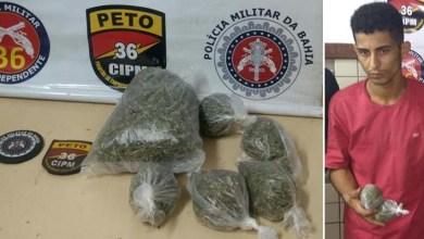 Photo of #Bahia: Polícia prende líder de tráfico de drogas em Salvador durante ação na RMS