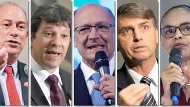 Photo of Pesquisa CNT/MDA aponta Haddad pela primeira vez empatado com Bolsonaro no primeiro turno