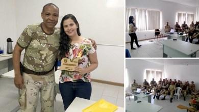 Photo of Chapada: Companhia Especializada da Polícia Militar continua com campanha 'Setembro Amarelo'