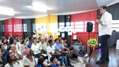 Photo of Chapada: Projeto Escolas Culturais é lançado em Ruy Barbosa com apresentações artísticas dos estudantes