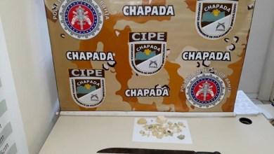 Photo of Chapada: Companhia da Polícia Militar apreende drogas na cidade de Milagres