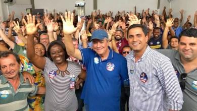 Photo of Chapada: Candidatos realizam mega carreata pelas ruas de Itaberaba neste final de semana