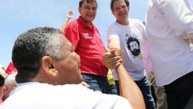 """Photo of """"Bahia e nordeste serão decisivos na eleição de Haddad"""", diz Valmir em Juazeiro"""