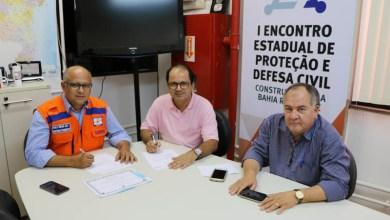 Photo of Chapada: Assinado convênio para disponibilização de carro-pipa para Jussiape