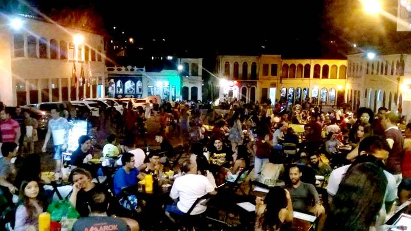 Chapada: Lençóis comemora feriadão com alta lotação e programação diversificada para turistas