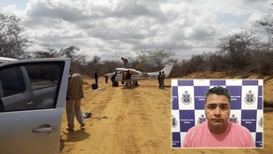 Photo of #Bahia: Polícia captura homem que construiu pista para aviões com drogas em Vitória da Conquista