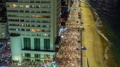 Photo of #Eleições2018: Fernando Haddad e Rui Costa arrastam multidão em caminhada na capital baiana