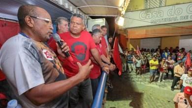 """Photo of #Bahia: Suíca cumpre maratona no extremo sul e defende eleição de Rui e Haddad: """"A luta não pode parar"""""""